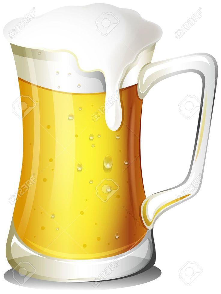Guinness clipart popular beer Jarro blanco Un beer on