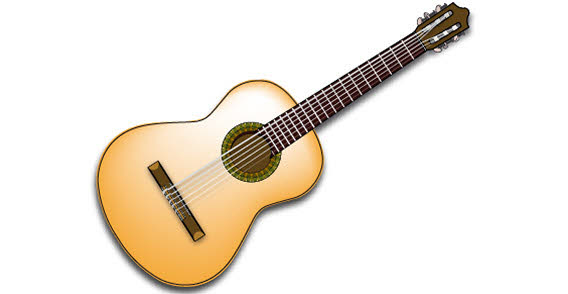 Spanish clipart spanish music Art clipart Guitar you Clipartix