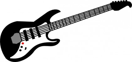 Guitar clipart Royalty Free Free Guitar Images