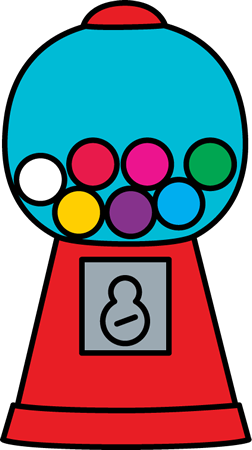 Gumball clipart Clip Bubblegum Art Bubblegum Machine