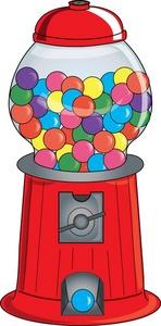 Gumball clipart Clipart Machine Gumball Gumball Machine