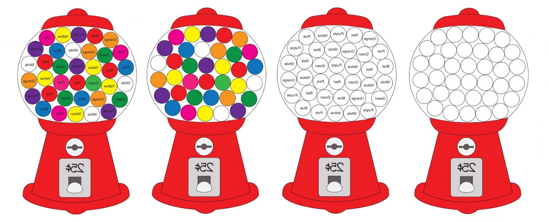 Gumball clipart red Clip And  Download Free