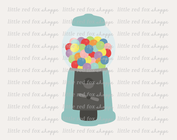 Gumball clipart red Red Red Little by Gumball