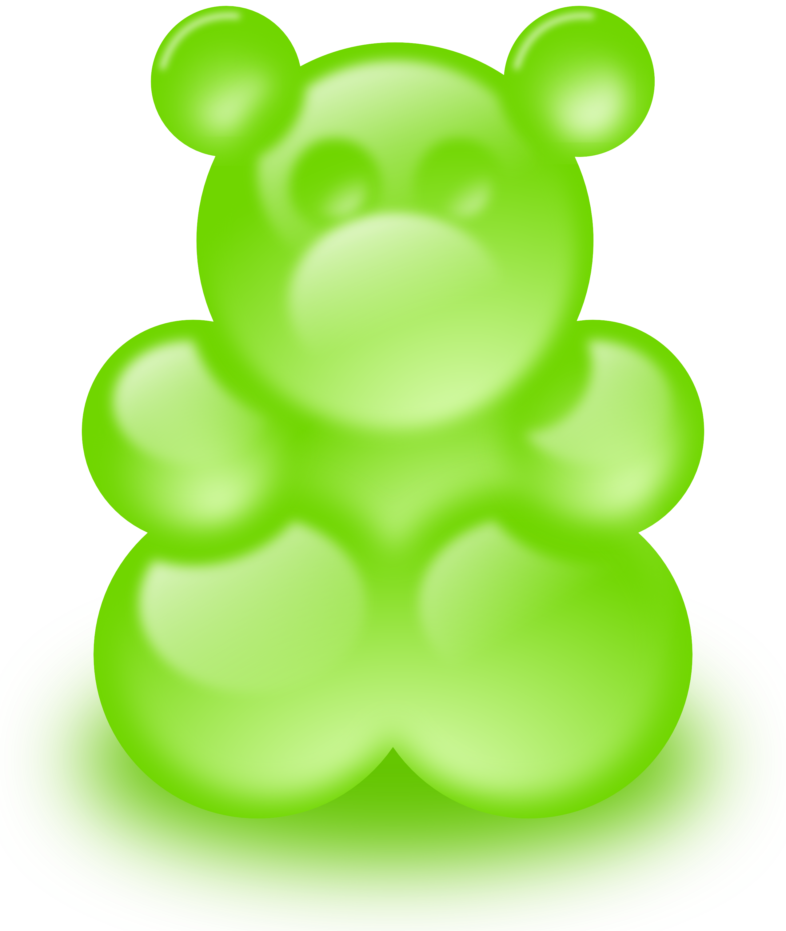 Blue clipart gummy bear Clipart Gummy Bear Bear Download