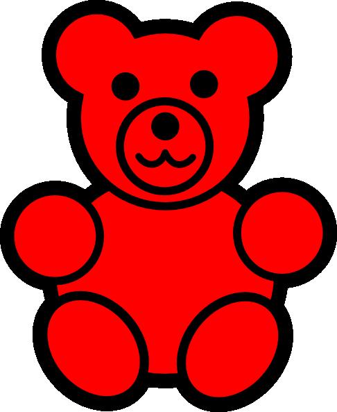 Gummy Bear clipart Royalty Art at Bear online