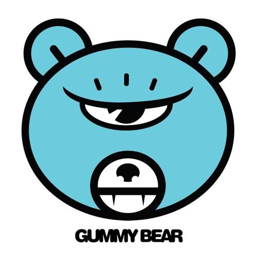 Gummy Bear clipart blue On Gu Free GuMMyBeAR