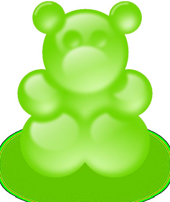 Gummy Bear clipart yummy gummy Free Gummy  Art Clip