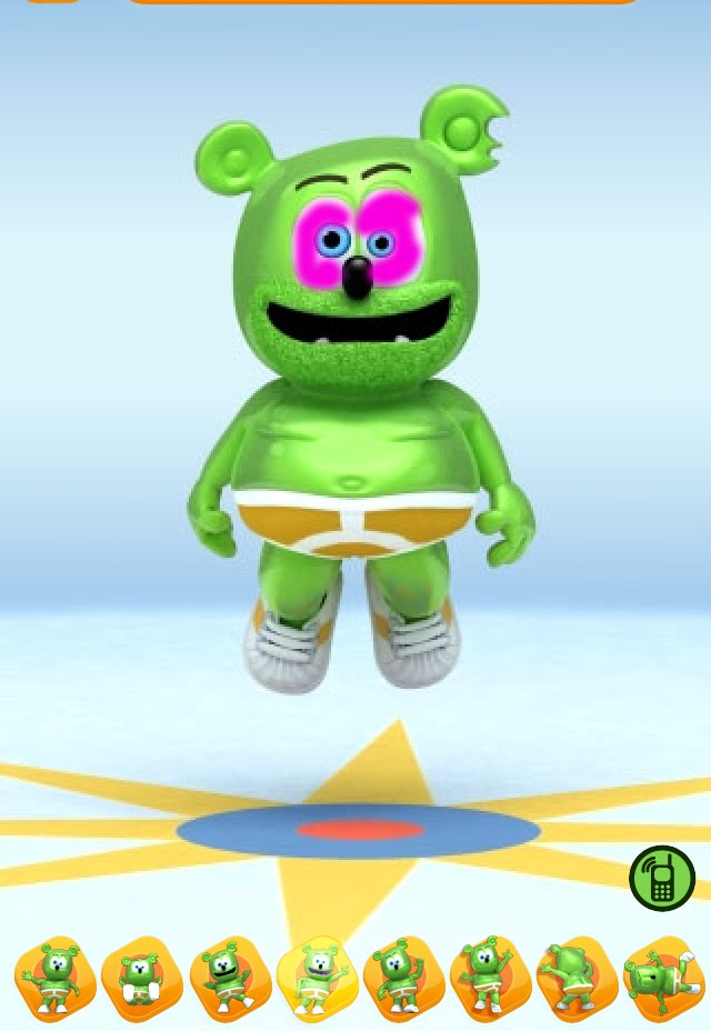 Gummy Bear clipart yummy gummy Gummibären YO Gummibär YO YO