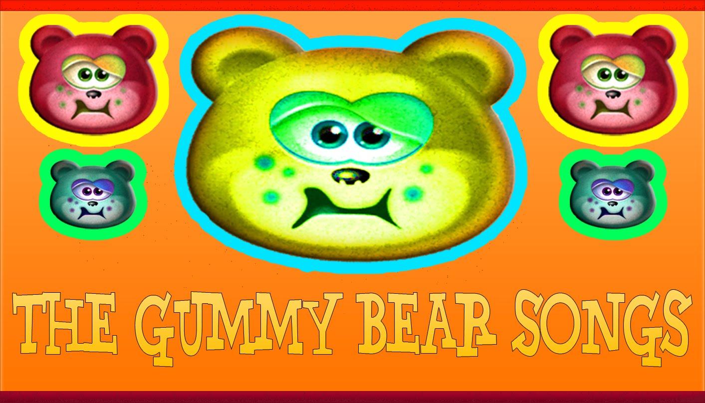 Gummy Bear clipart yummy gummy Song Voice Bear Voice Kids