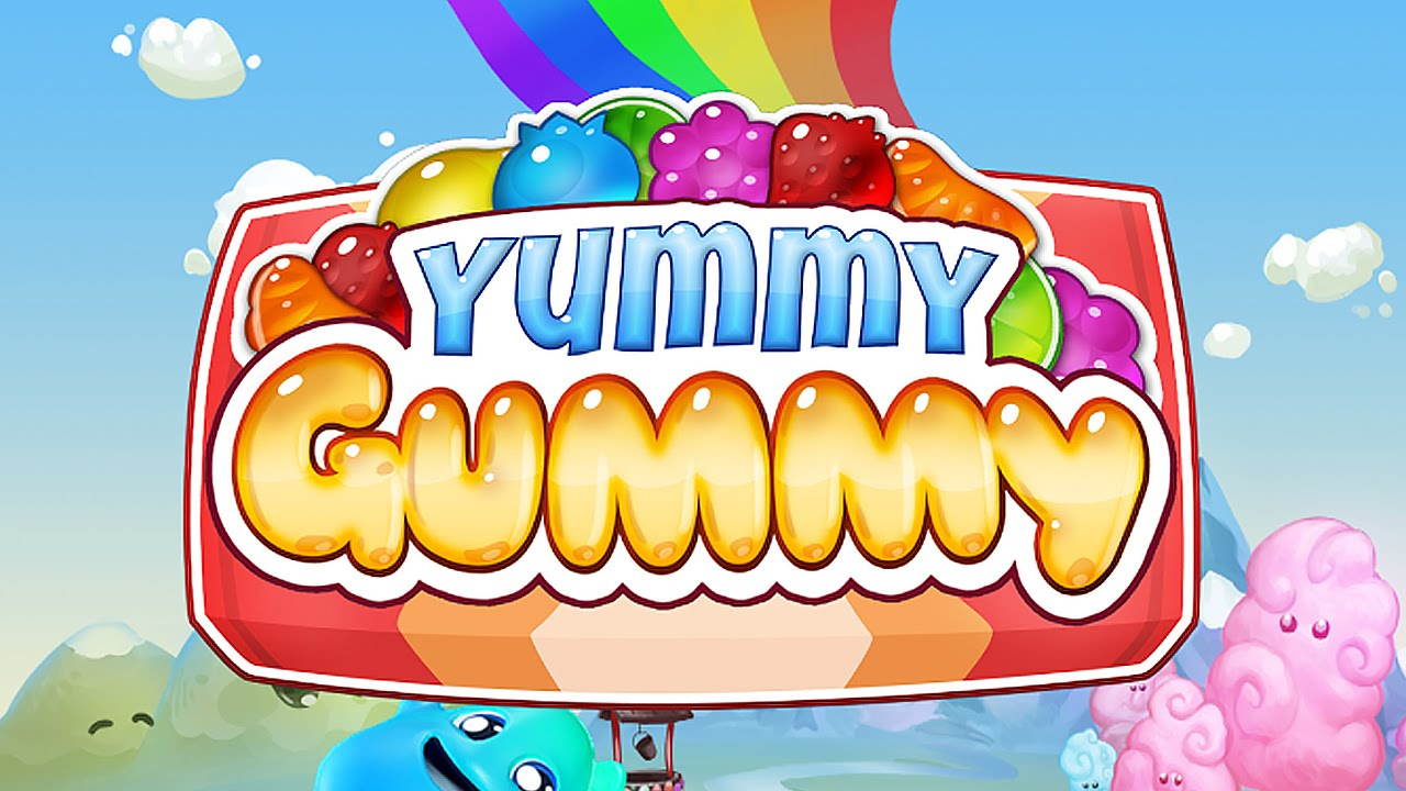 Gummy Bear clipart yummy gummy Yummy Gummy  YouTube Gameplay