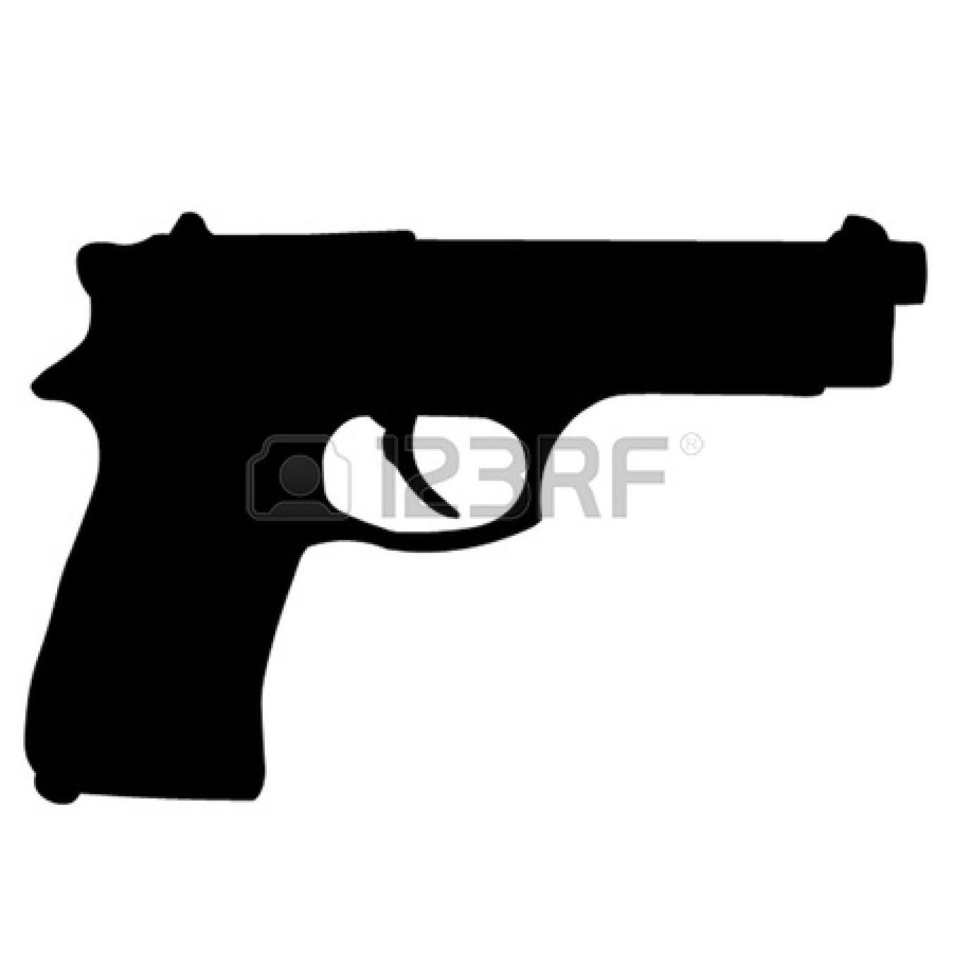 Pistol clipart Gun Panda shooting%20gun%20clipart Crossed Images