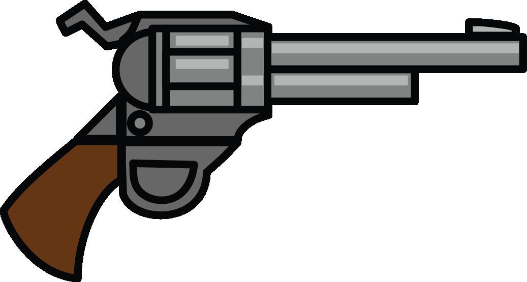 Pistol clipart Image 4 clip images Gun