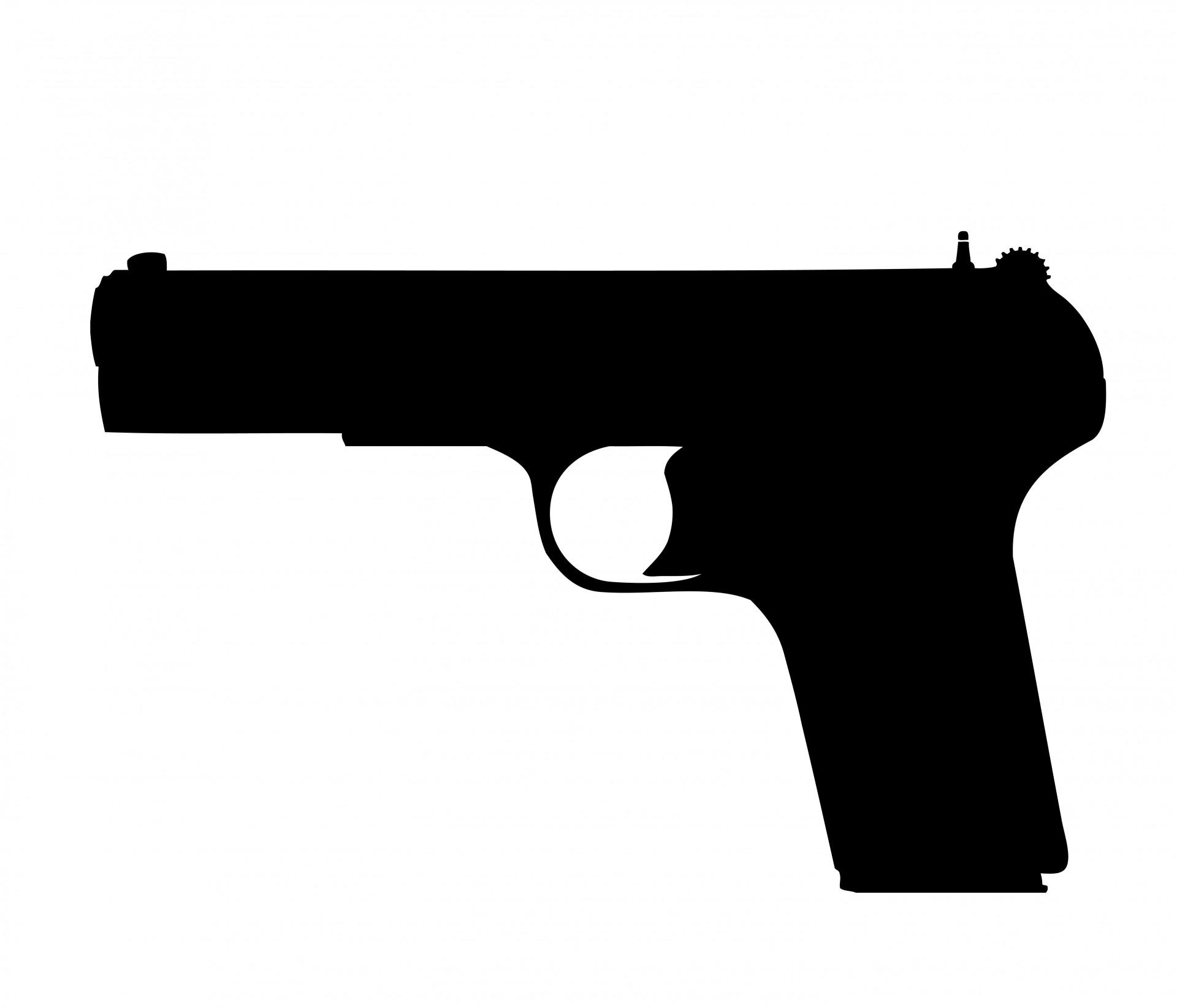 Pistol clipart civil war Photo Gun Free Stock Pictures