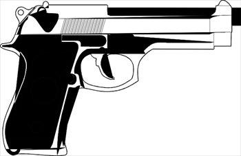Gun clipart 9 Images Clipart gun Free