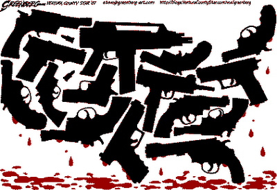 Violence clipart handgun And Exile) American and Masculinity