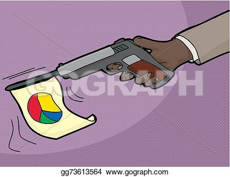 Gun clipart hand symbol #5