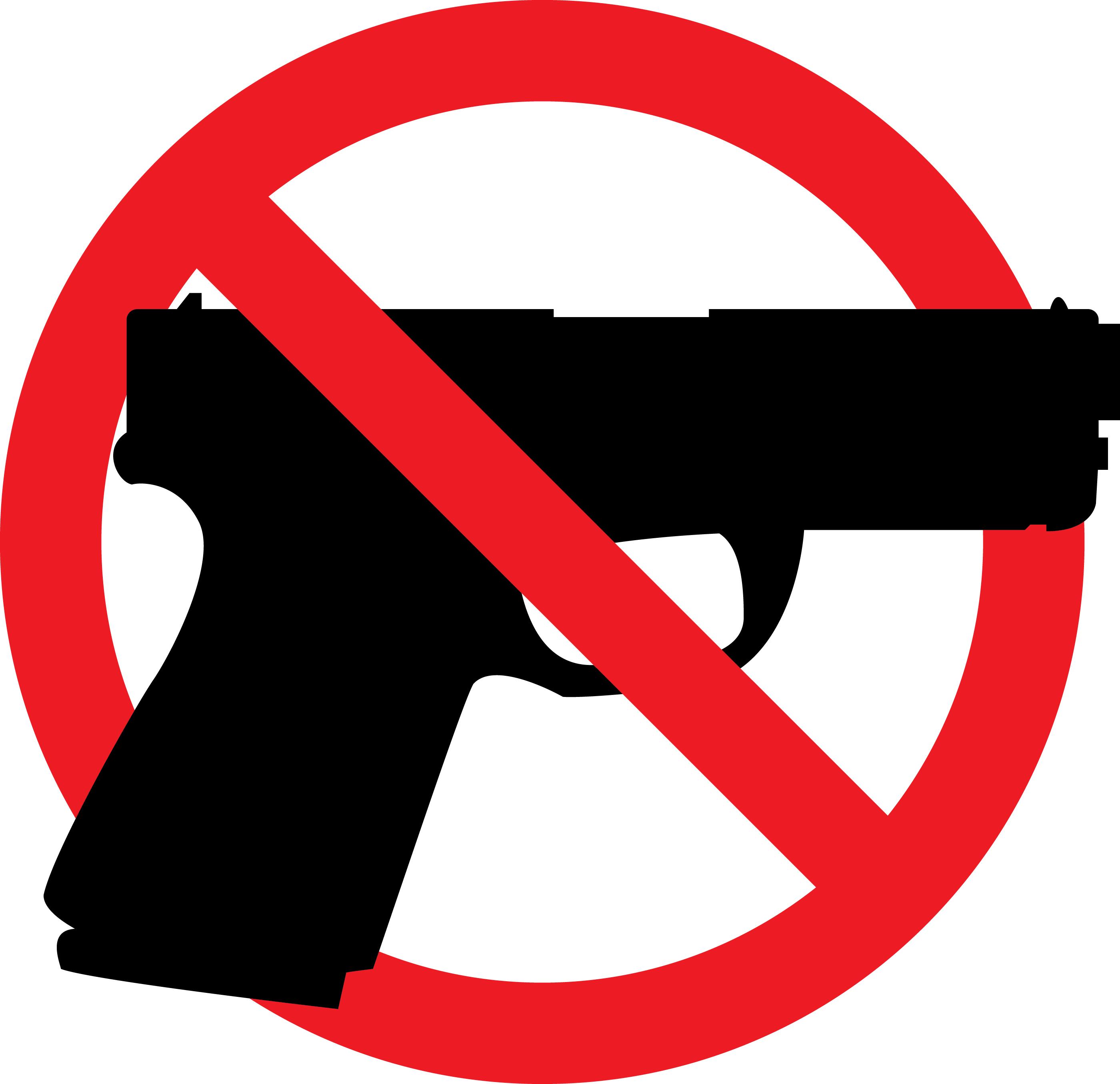 Gun clipart legal #9