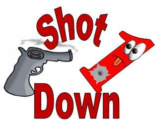 Gun Shot clipart Images Shooting Panda Free Clipart
