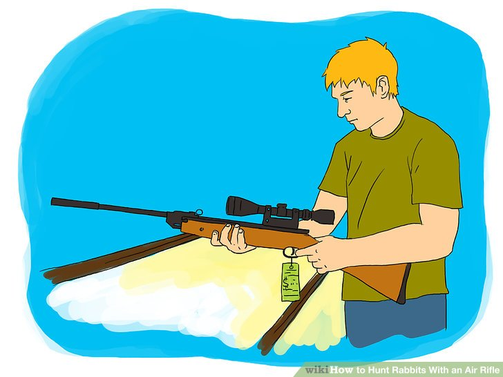 Shoot clipart good than Rifle With Hunt titled Air
