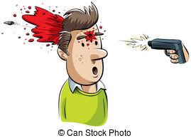 Gun Shot clipart animated Shot by in  Head