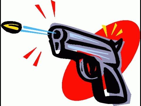 Gun Shot clipart animated Gun Animation Shot Animation Shot