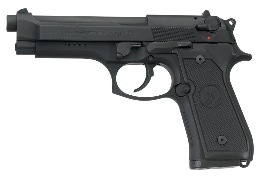 Shotgun clipart barrett Jpg m9_zoom004 (made M9 SERIES