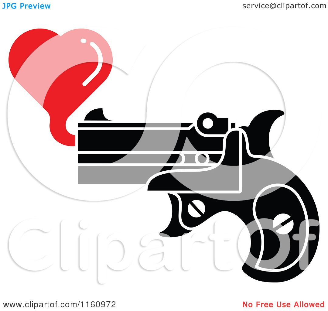 Gun Shot clipart cartoon Shooting Shooting a Cartoon gun