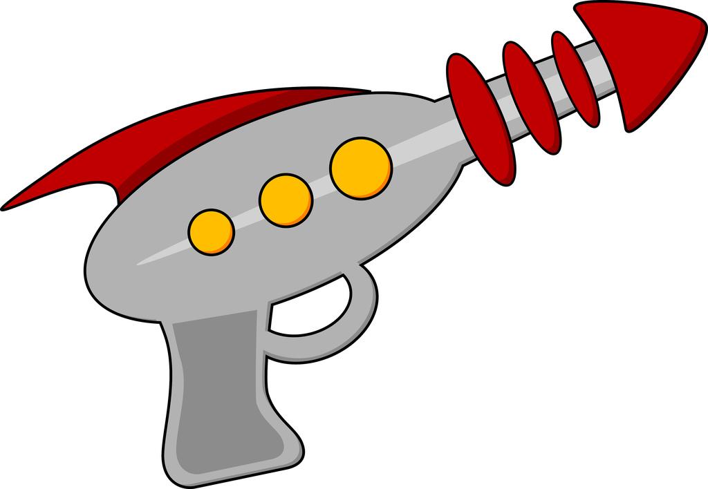 Laser clipart ray gun #13