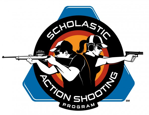 Gun Shot clipart coach 1 Pistol SASP/NRA/USA School Coaches