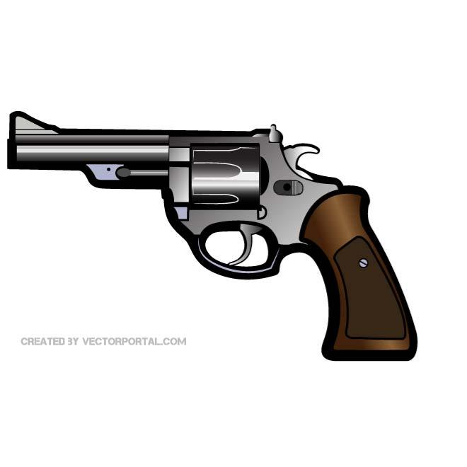 Gun Shot clipart handgun Of clip Various  clip