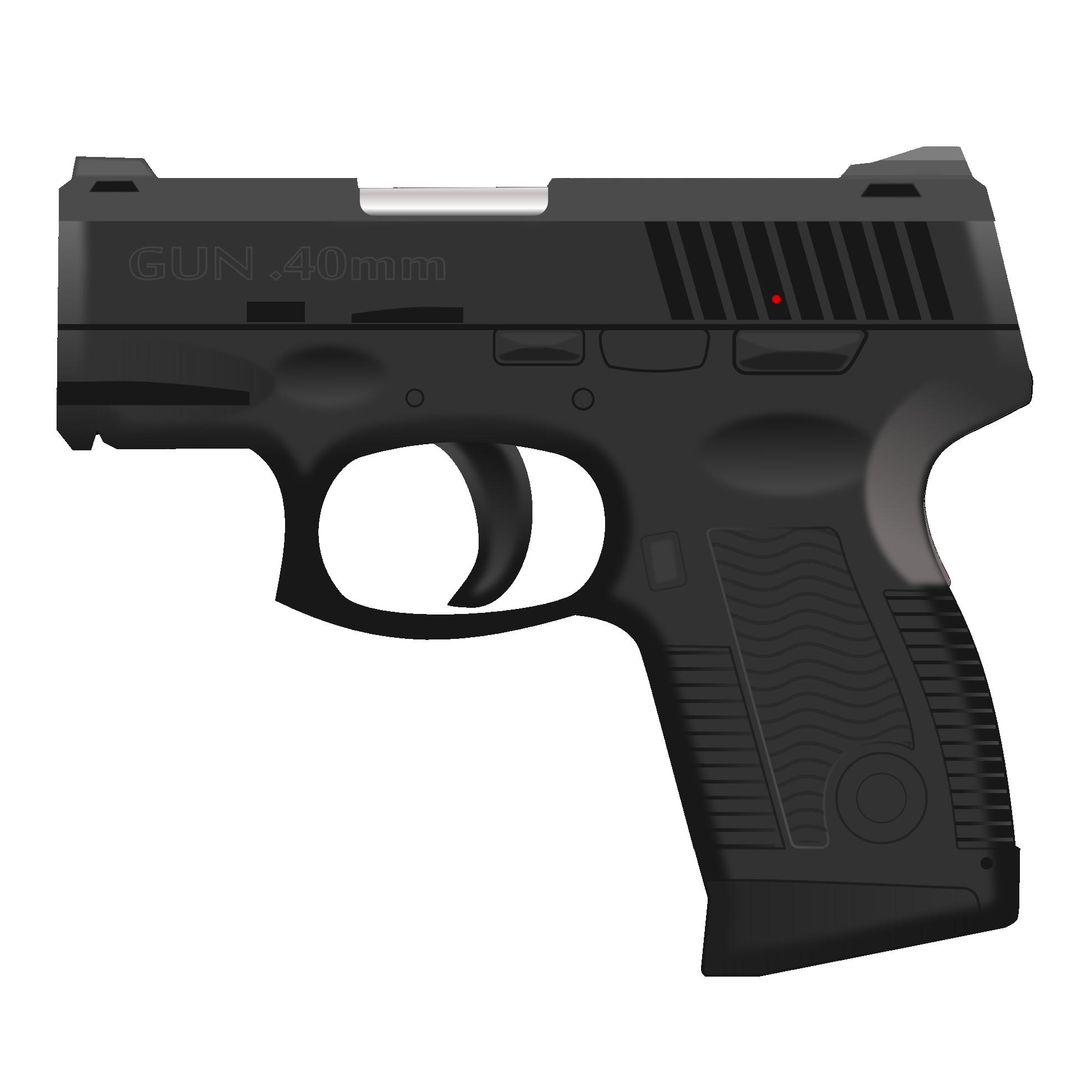 Gun Shot clipart handgun Gun PNG gun image PNG