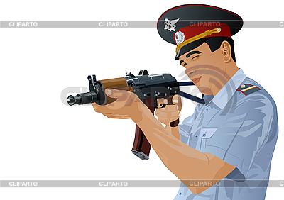 Gun Shot clipart military weapon Gun from CLIPARTO to Skryl