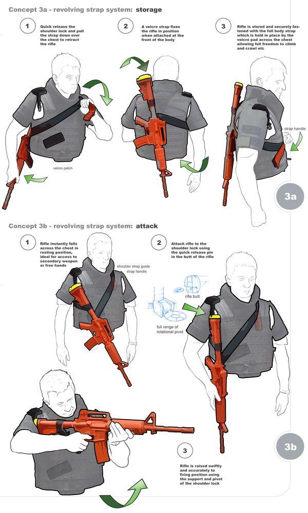 Gun Shot clipart military weapon Pinterest best Behance on 192