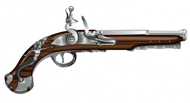 Gun Shot clipart musket Admiring been not guns the