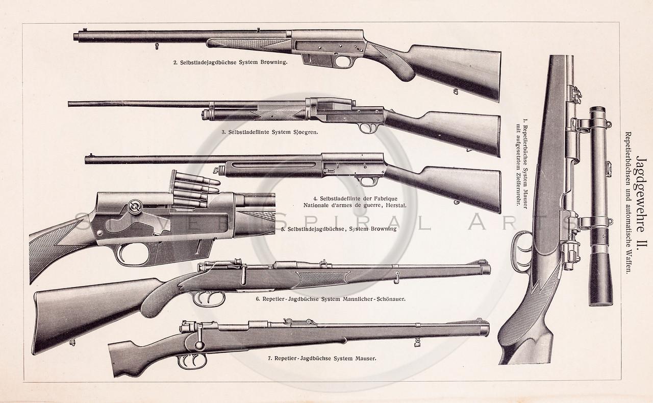 Gun Shot clipart old gun Illustration Illustrations Free Vintage of