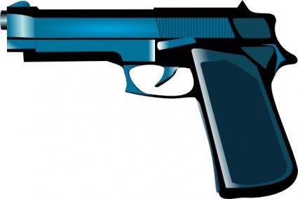 Gun Shot clipart police gun Art Images Gun Art Clip