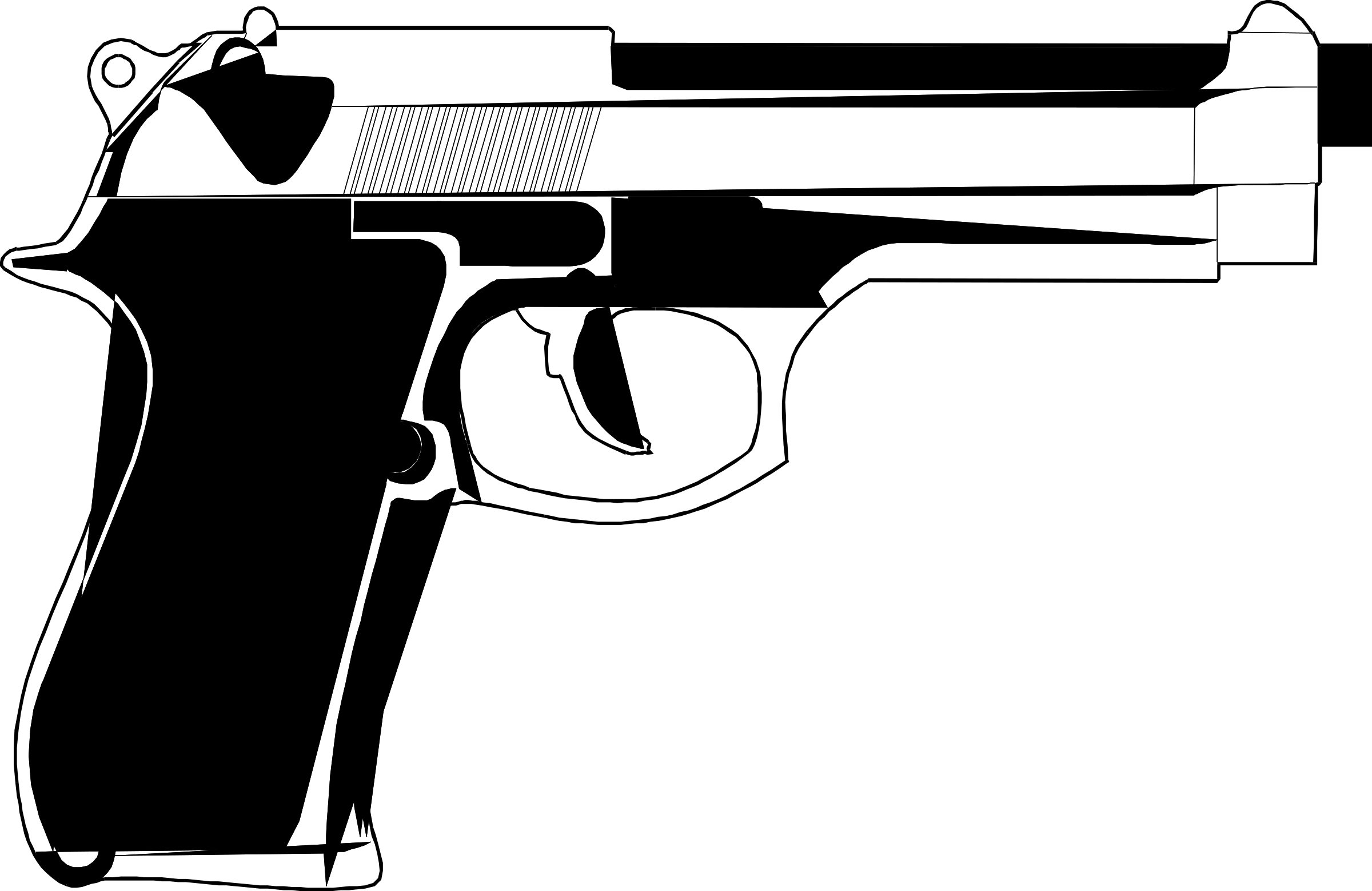 Gun Shot clipart police gun Few Police Latest KUNM Shooting