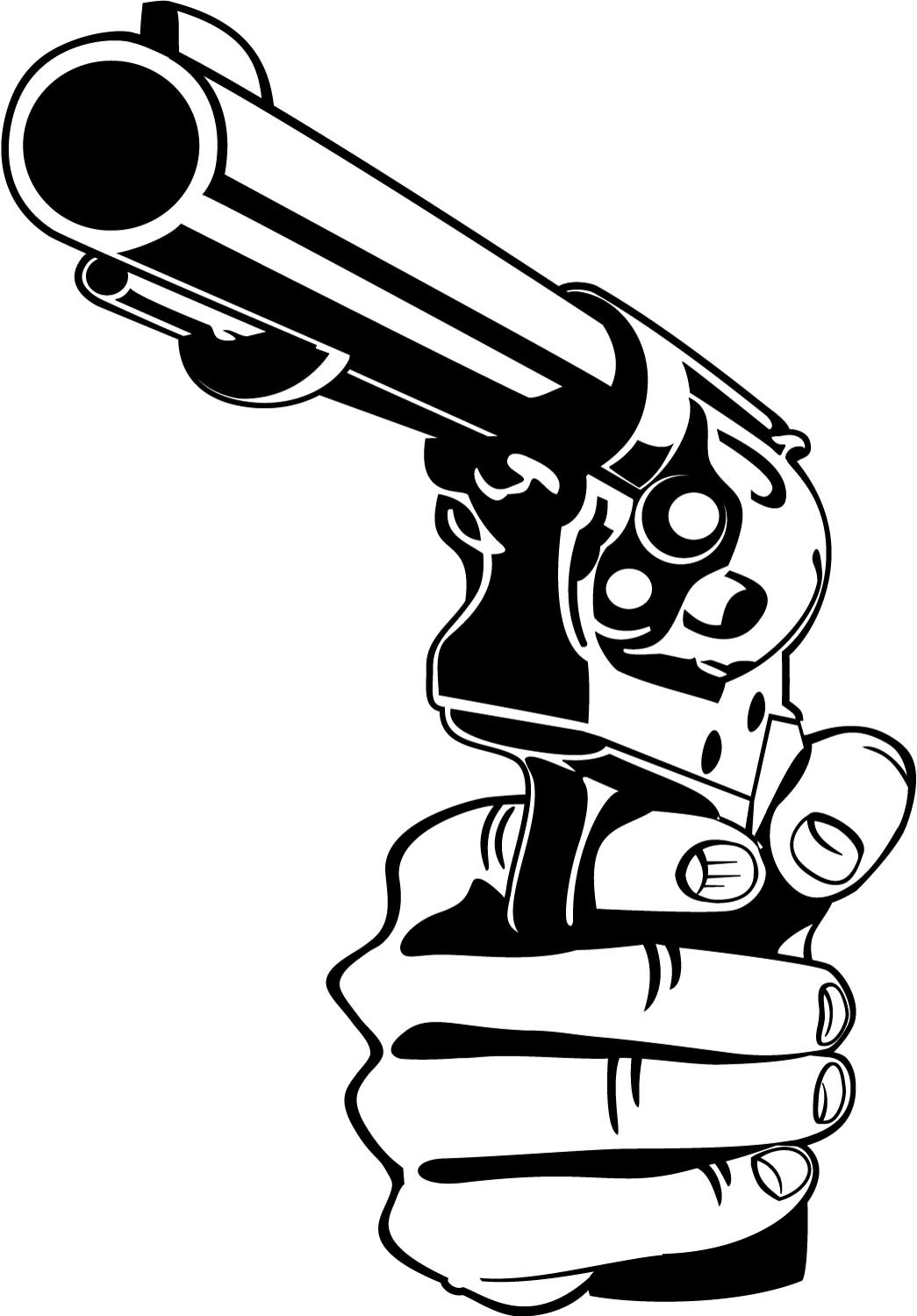 Gun Shot clipart police gun In Times of  News