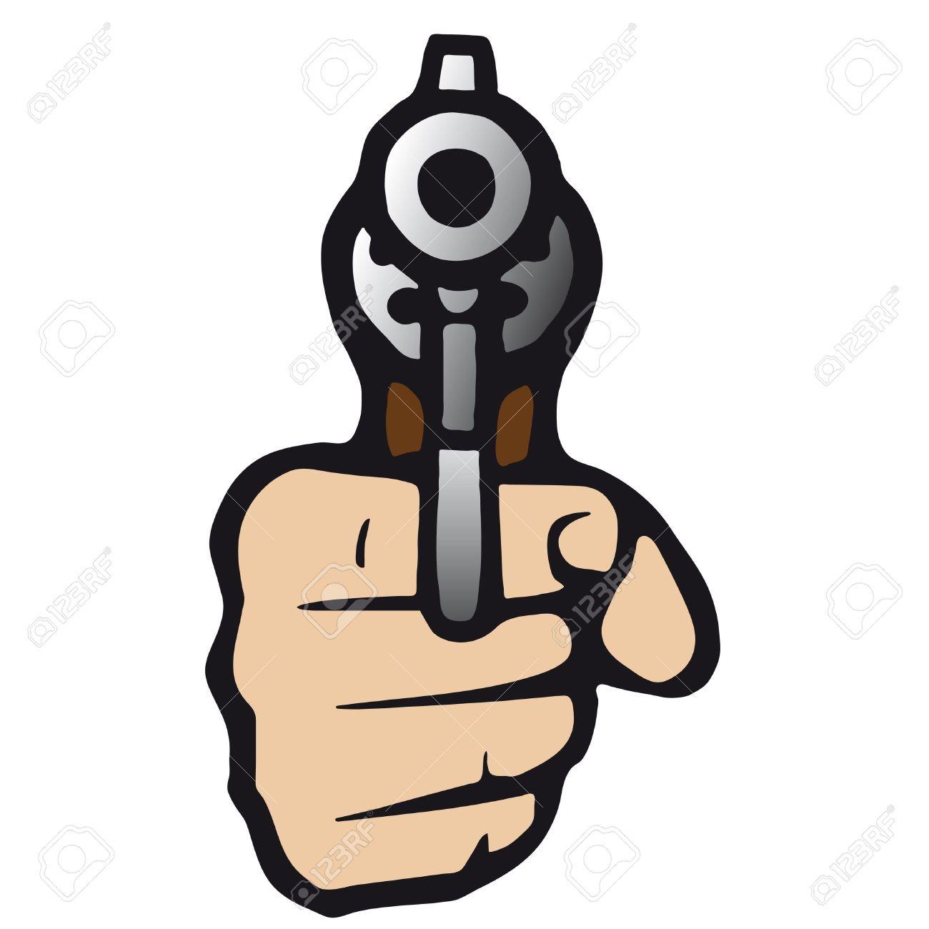 Shooter clipart pistol Gun collection 14 clipart Shot