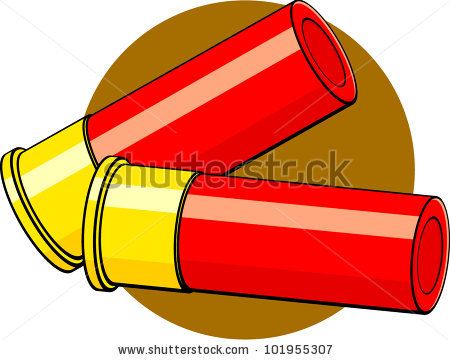 Drawn shell animated Cliparts Shells Bullet Shotgun Clipart
