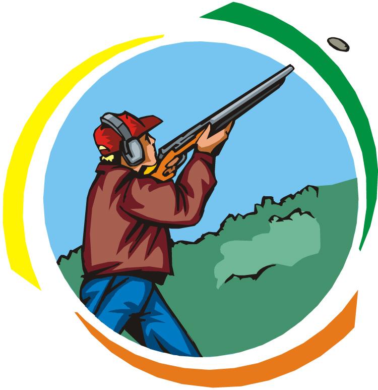 Shoot clipart cartoon Pinterest shooting Skeet shooting shooting