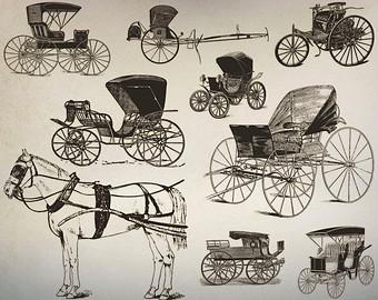 Gun Shot clipart stagecoach Carriages