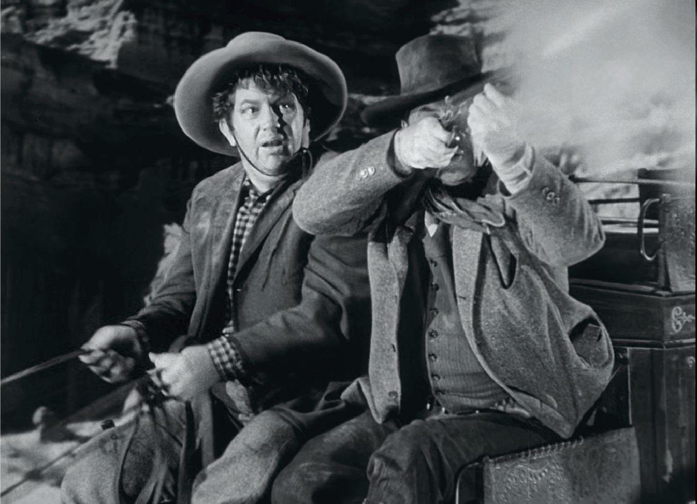 Gun Shot clipart stagecoach My Westerns Stagecoach Devine Andy