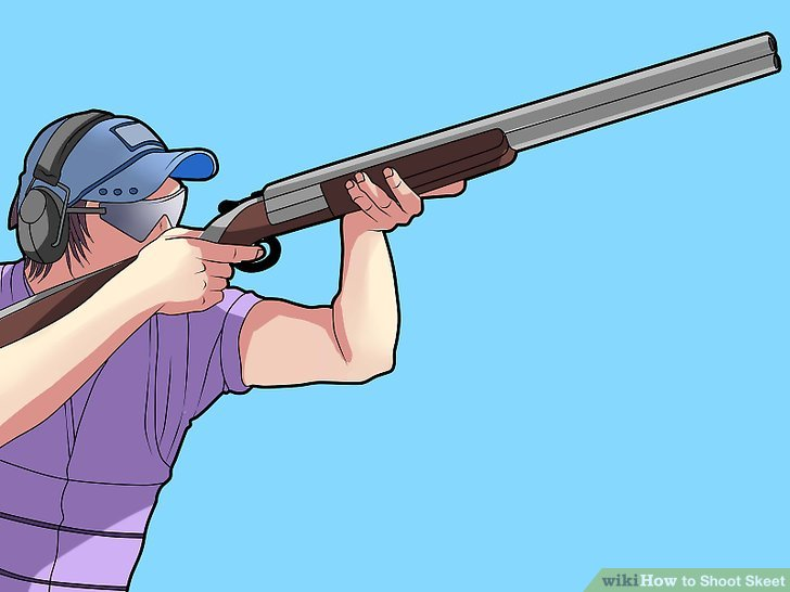 Gun Shot clipart trap shooting Pictures) to titled Image Skeet