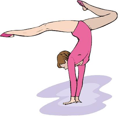 Gymnastics clipart gymnastic Of clipart bars Gymnastics WikiClipArt