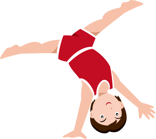 Gymnast clipart Clipart Clipart Panda Free Clipart
