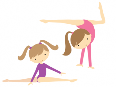 Gymnastics clipart dance Danasrif clip Clipart Cartoon art