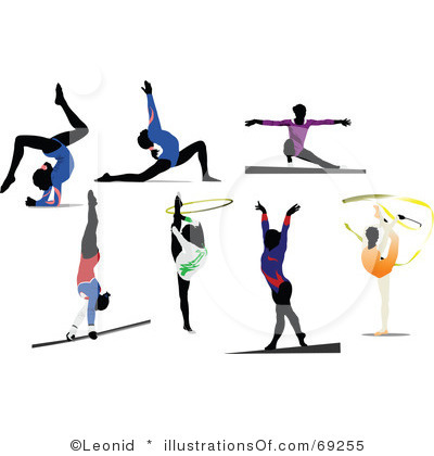 Gymnast clipart artistic gymnastics Images Bars gymnastics%20clipart%20black%20and%20white Panda Clipart