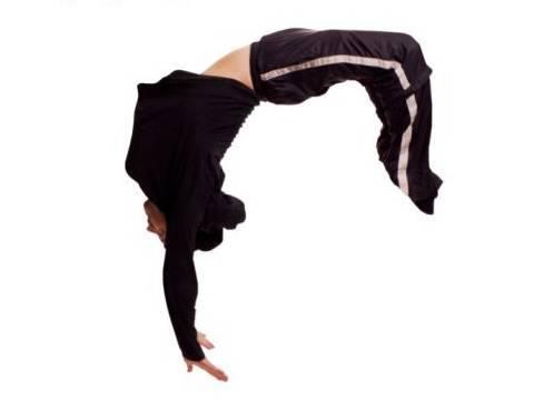 Gymnastics clipart back handspring Gymnastics: how do to do