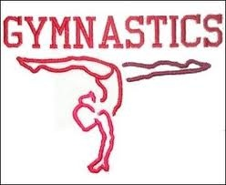 Gymnast clipart balance Pictogram Gymnastics on clip free
